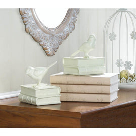 Songbirds Bookends - G Street Furniture Rockville Free delivery maryland dc virginia