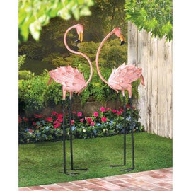 Flamboyant Flamingo Stakes - G Street Furniture Rockville Free delivery maryland dc virginia