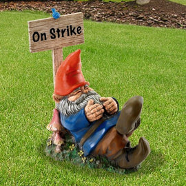 On Strike Sleeping Gnome - G Street Furniture Rockville Free delivery maryland dc virginia