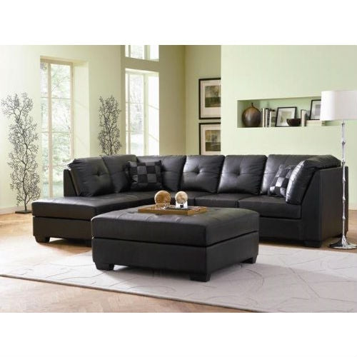 reversible sectional with black laf sofas sofa chaise eco sacramento products leather cali urban
