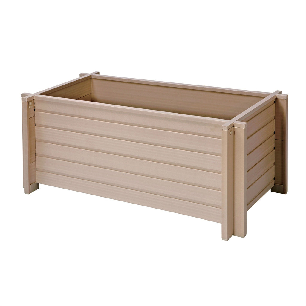 30-inch Wide Rectangular Planter Box - G Street Furniture Rockville Free delivery maryland dc virginia