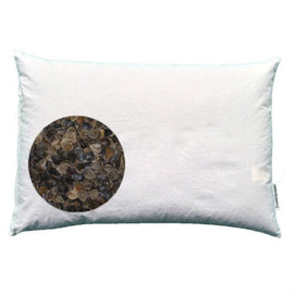 Japanese size 14 x 20 inch Organic Buckwheat Pillow - G Street Furniture Rockville Free delivery maryland dc virginia