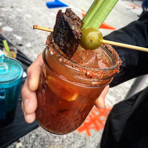 Smokey KC Bloody Mary