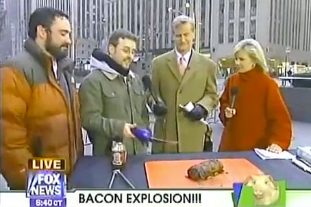 Burnt Finger BBQ on Fox News