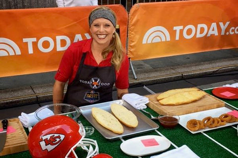 TODAY Show Tailgate Challenge