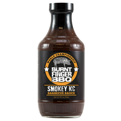 Smokey KC Barbecue Sauce