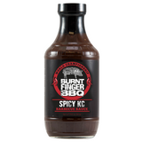 Spicy KC Barbecue Sauce