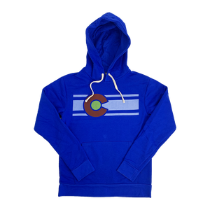 Royal Blue Colorado Hoodie