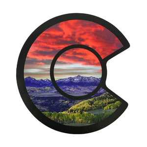 San Juan Colorado C Sticker