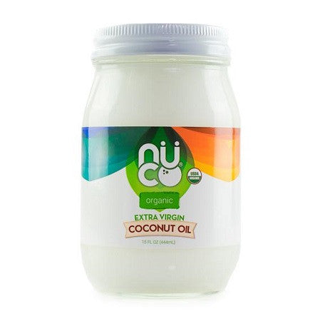 Organic Extra Virgin Coconut Oil (444ml)