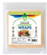 Organic Coconut Wraps (5 Count)