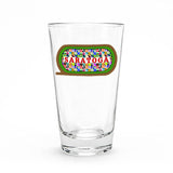 Summer Silks Pint Glass