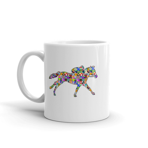Summer Silks Coffee Mug