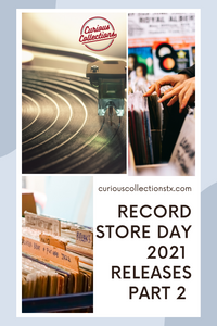 Record Store Day 2021 Releases (Part 2)