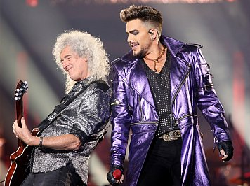Queen with Adam Lambert - Live Around The World