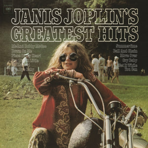 Janis Joplin * Greatest Hits [150G Vinyl Record/DL CARD]