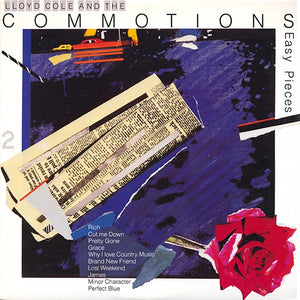 Lloyd Cole And The Commotions * Easy Pieces
