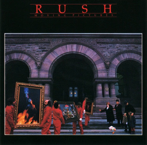Rush * Moving Pictures (2015)