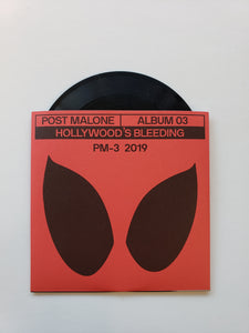 Post Malone  * Set of 5 Different [3 inch -  8ban Vinyl Records]