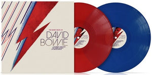 David Bowie * Many Faces of David Bowie [Colored 180G LP Vinyl]