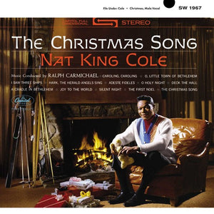 Nat King Cole * The Christmas Song [Translucent Green Vinyl]