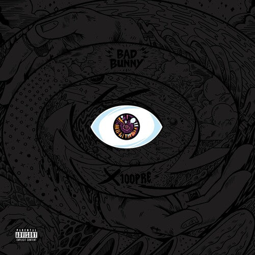 Bad Bunny X 100PRE [Yellow Vinyl Record]