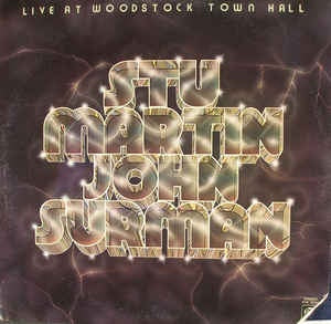 Stu Martin, John Surman ‎– Live At Woodstock Town Hall