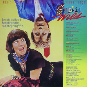 Various ‎* Something Wild - Music From The Motion Picture Soundtrack
