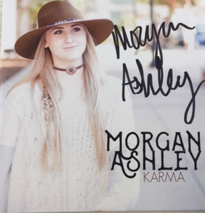Morgan Ashley * Karma CD
