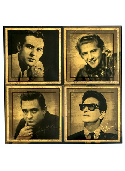 Sun Records RSD 3 Inch Vinyl - Set of 4 Records