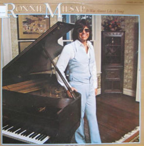 Ronnie Milsap ‎* It Was Almost Like A Song