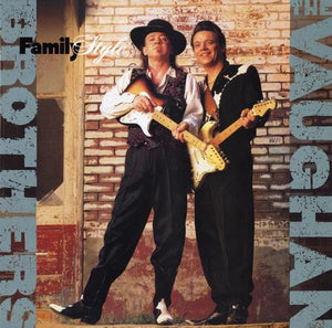 The Vaughan Brothers * Family Style [200g Vinyl]
