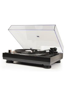 Crosley C200 Direct Drive  Turntable - Black