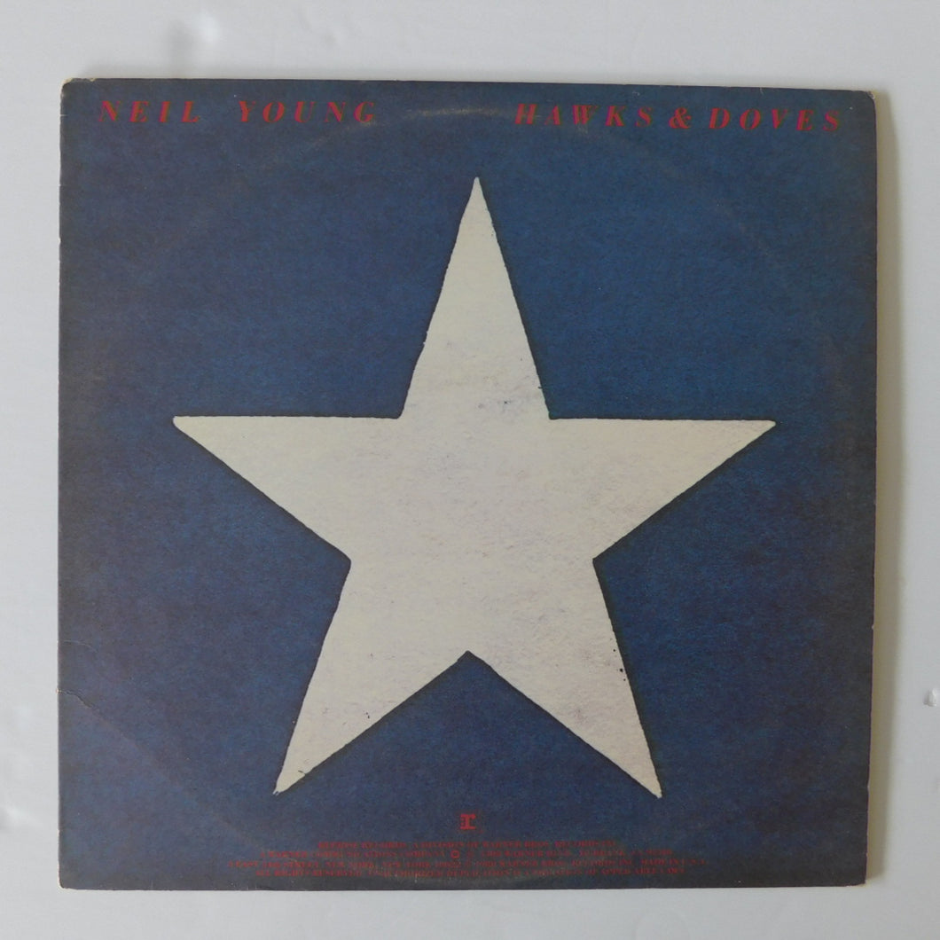 Neil Young * Hawks & Doves [Vinyl Record]