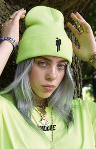 Billie Eilish * Green Close Up [Countertop Poster]