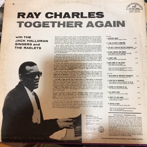 Ray Charles ‎* Together Again