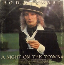Rod Stewart * A Night On The Town