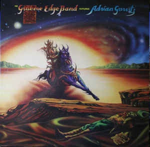 The Graeme Edge Band Featuring Adrian Gurvitz ‎* Kick Off Your Muddy Boots