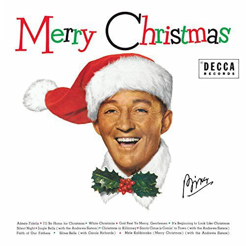Bing Crosby * Merry Christmas