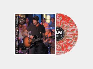 Dashboard Confessional * MTV Unplugged (Indie Exclusive, Red/Peach Colored Vinyl)