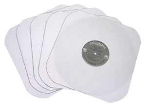 "12"" - 10 ct. Paper Inner / 10 ct. Plastic Outer Sleeves"