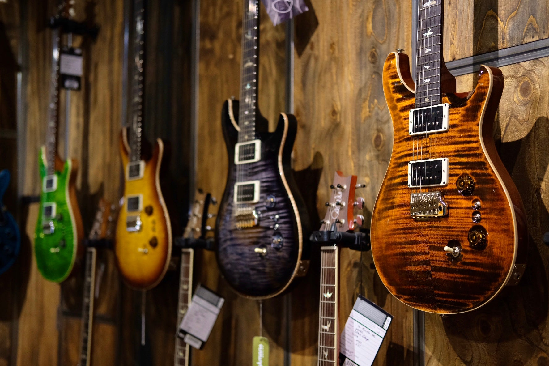 PRS Guitars 35th Anniversary: 2020 Line-Up!