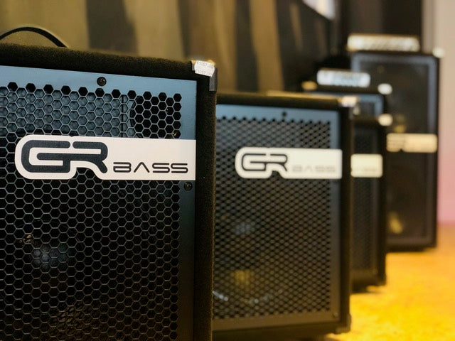 GR Bass amps in stock now