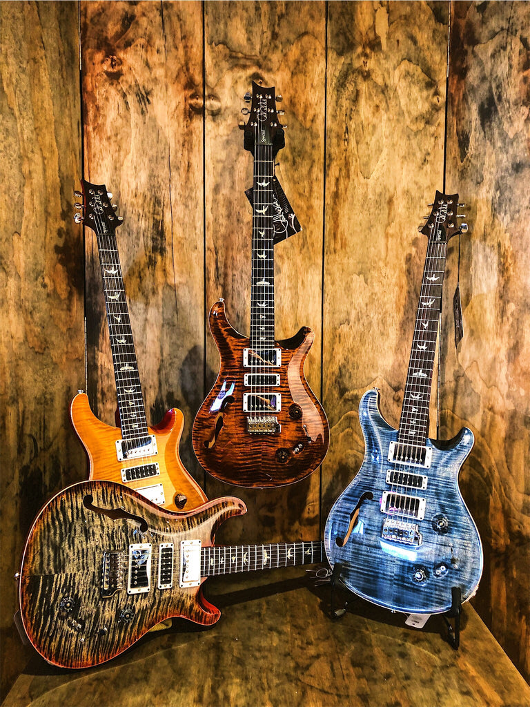 PRS Special 22 & McCarty 594 Semi-Hollow