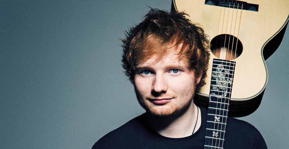 MARTIN ED SHEERAN ÷ SIGNATURE EDITION