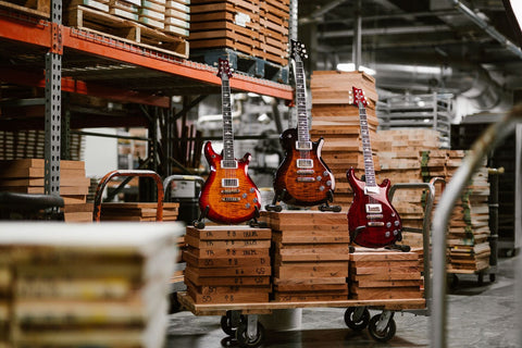 PRS S2 McCarty 594 Family