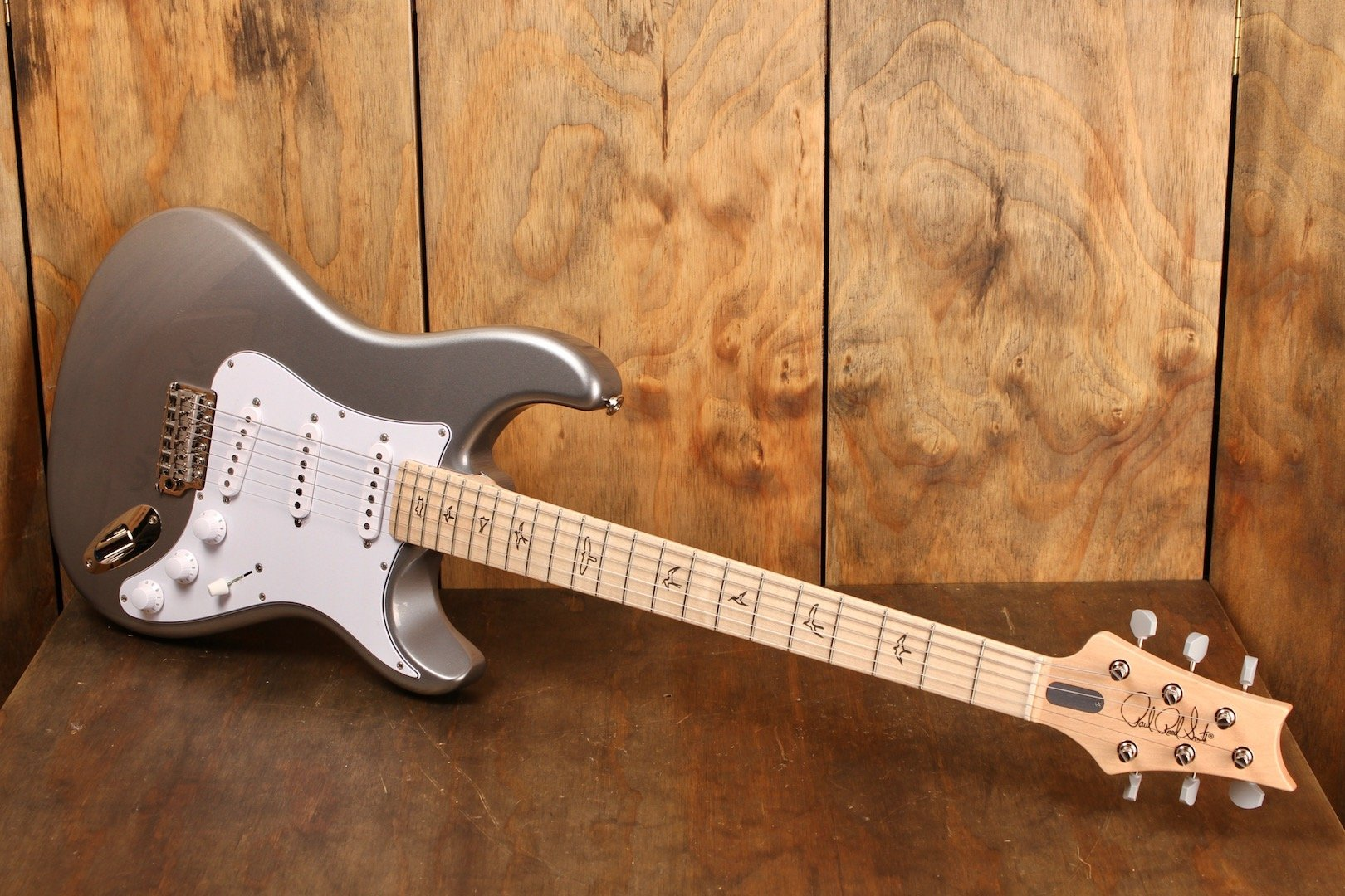 PRS Guitars Silver Sky Tungsten Maple FB