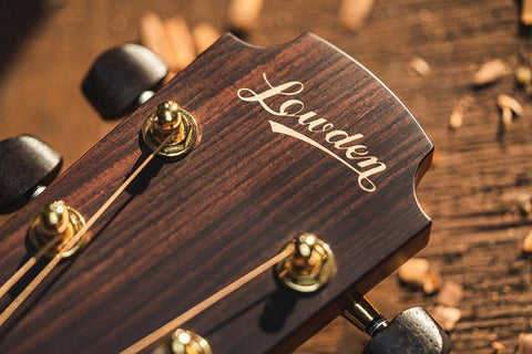 Lowden Headstock