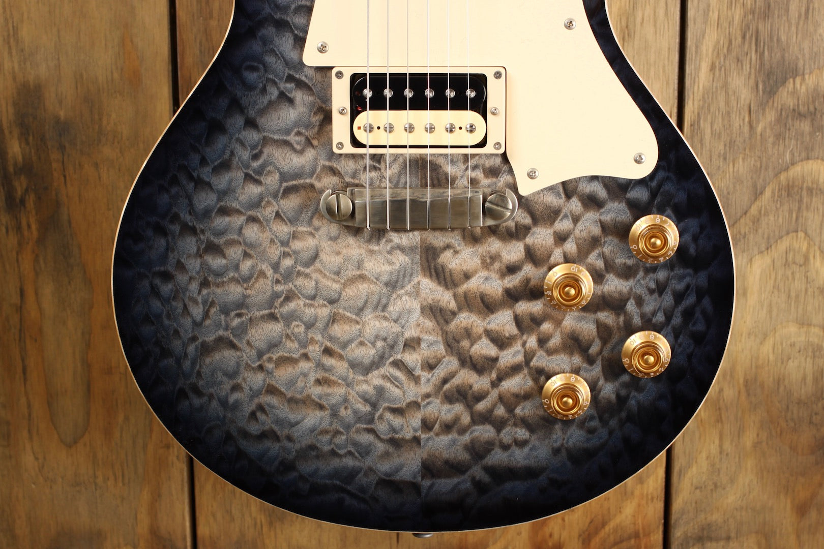 Patrick James Eggle Master Grade Quilted Top