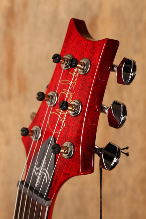 PRS 35th Anniversary S2 Custom 24 Scarlet Red